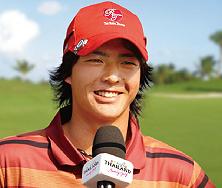 石川 遼 選手もオススメのタイゴルフ