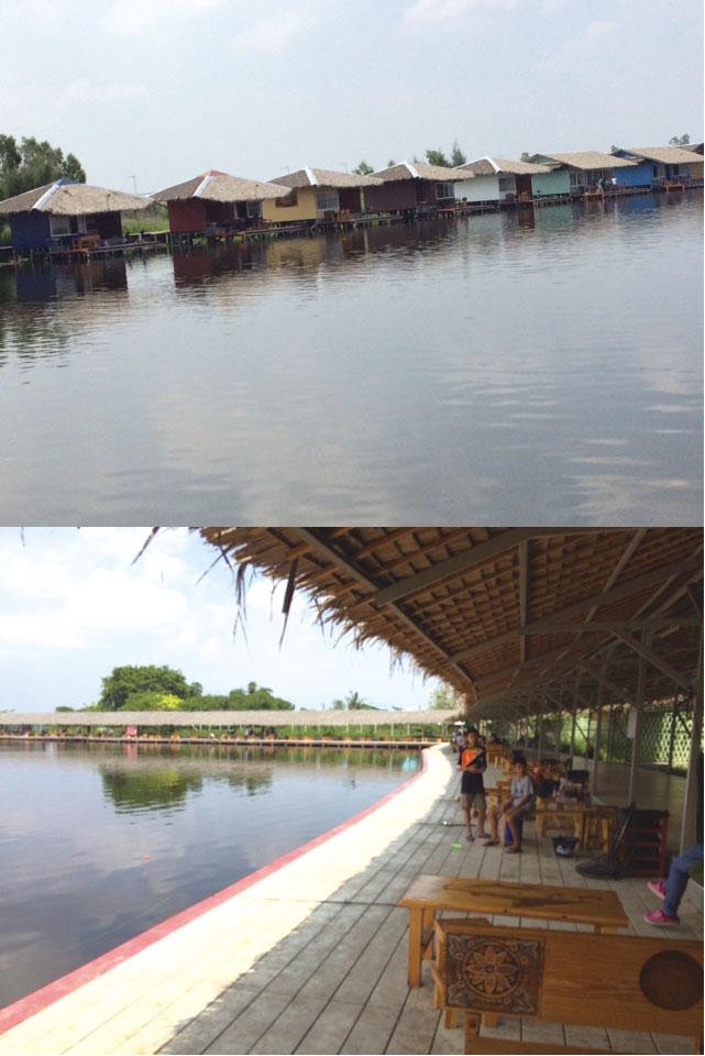 2日目の釣り場