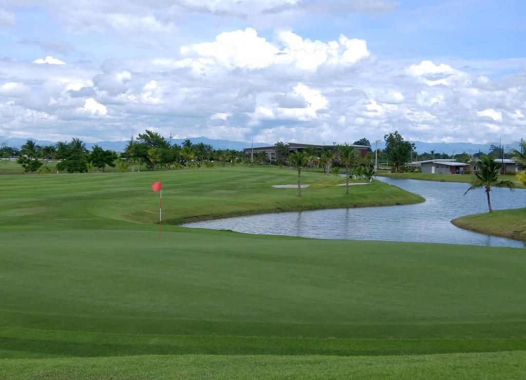 C-1のゴルフ場