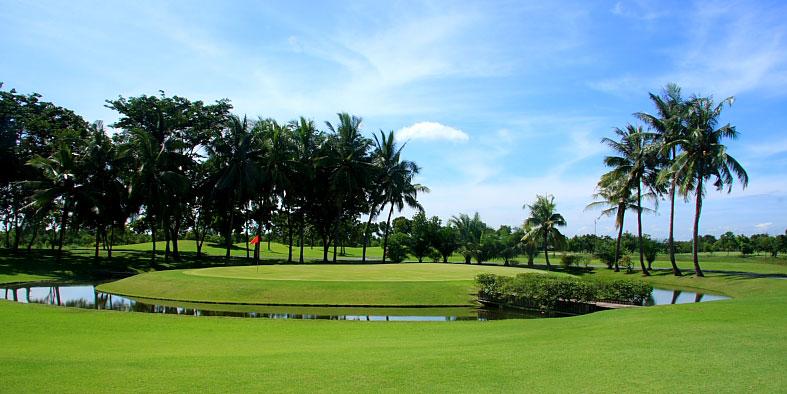 Aランクのゴルフ場