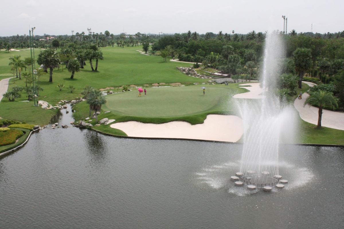 Cランクのゴルフ場