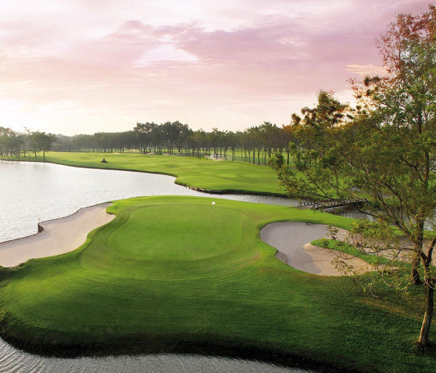 Eランクのゴルフ場