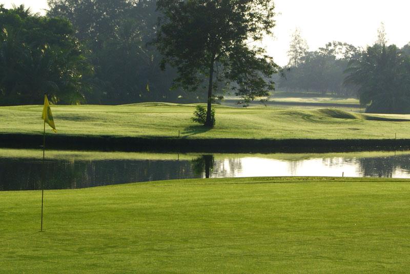 3回目のゴルフ場