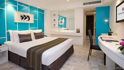 グランド プレジデント ホテル バンコク ルーム